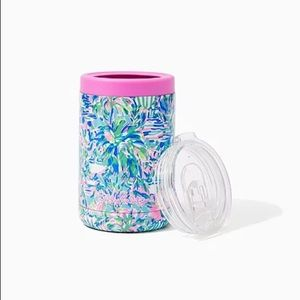 NWT Lilly Pulitzer GWP Insulated Can Tumbler